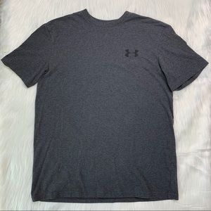 🎃 Under Armour Grey Short Sleeve Athletic Shirt